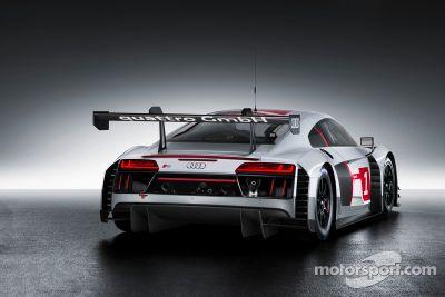 Nuevo Audi R8 LMS es revelado en Geneva