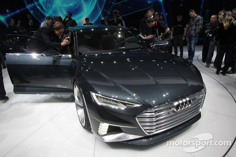 Audi Prologue Avant Konzept