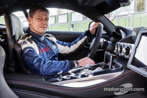 Les Safety Car et Medical Car dévoilée, des Mercedes AMG