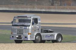 Enrique San Juan Morales Mercedes-Benz; Enrique San Juan Morales