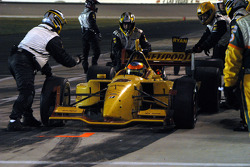 Pit stop for Timo Glock