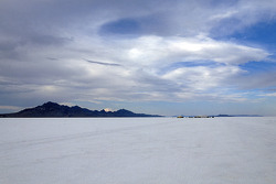 Spectacular scenery at Bonneville