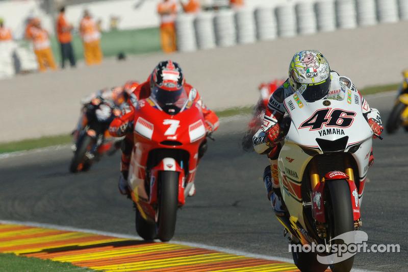 2005 - GP de la Comunitat Valenciana (de 15º a 3º)