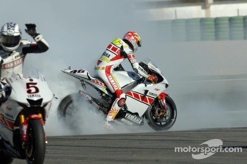 2005 - Valentino Rossi, Yamaha