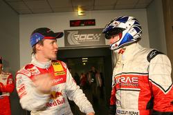 Mattias Ekström and Colin McRae