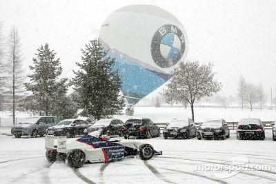 BMW Motorsport Party, Seefeld, Austria