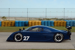 #27 Finlay Motorsports Ford Crawford: Rob Finlay, Michael Valiante