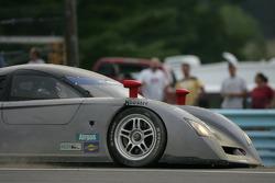 #5 Essex Racing Ford Crawford: Jorge Goeters, Eduardo Goeters goes back to track