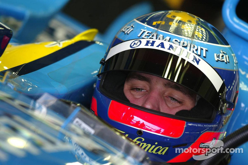 雷诺测试车手弗兰克·蒙塔尼
