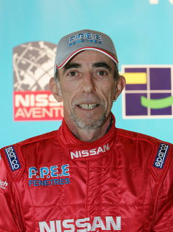 Team Nissan Dessoude presentation: Bernard Irissou