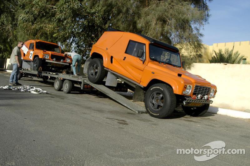 Equipe Dakar Sport: le Team Dakar Sport Bowler