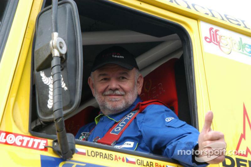 Equipe Loprais Tatra: Karel Loprais