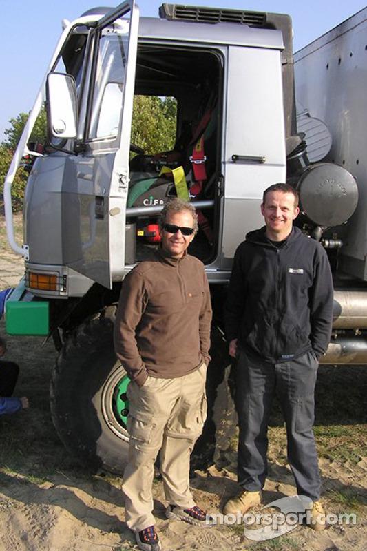 Equipe Tomas Tomecek Letka Racing: Andre De Azevedo et Tomas Tomecek