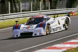 #4 Martini Lancia LC2-83/85: Bob Wollek, Alessandro Nannini, Luis Cesario