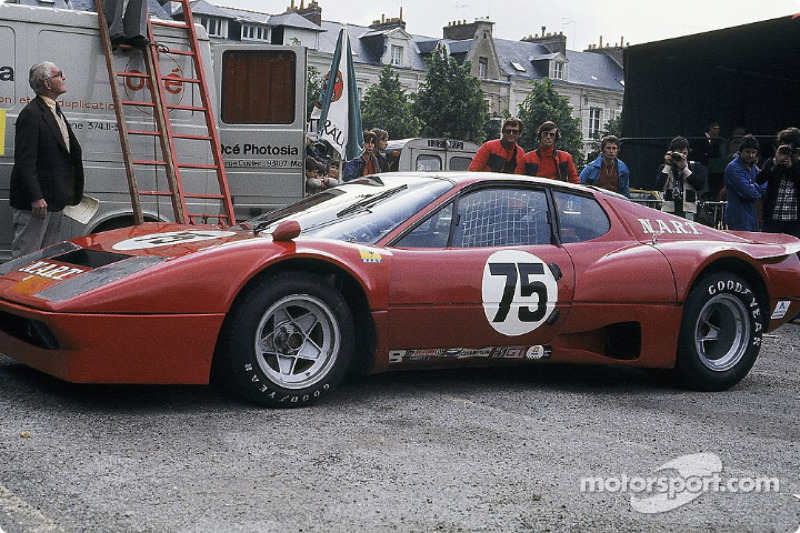 75 North American Racing Team Ferrari 365 Gt4 Bb At 24
