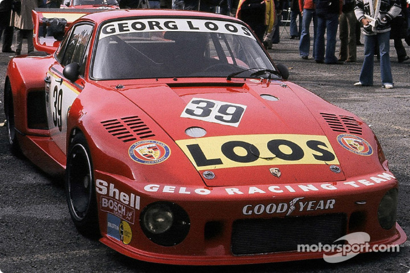#39 Gelo Racing Team Porsche 935