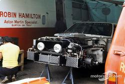 Robin Hamilton Aston Martin V8