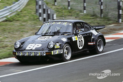 #66 Anny-Charlotte Verney Porsche Carrera RSR: Anny Charlotte Verney, Xavier Lapeyre, François Servanin