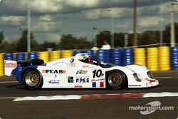 #10 Courage Compétition Courage C36 Porsche: Fredrik Ekblom, Jean-Louis Ricci, Jean-Paul Libert