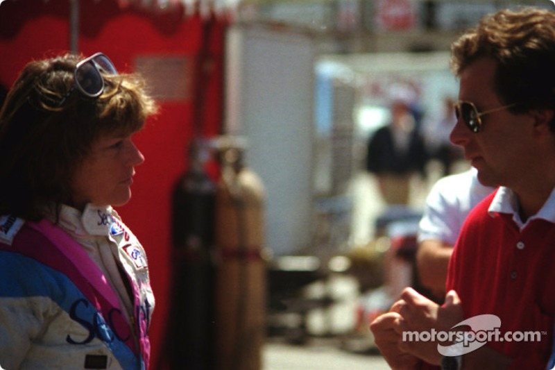 Lyn St. James (IndyCars, Sportwagen)