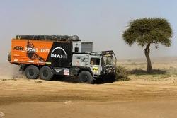 KTM assistance truck