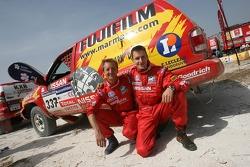Benoit Rousselot and Sylvain Poncet