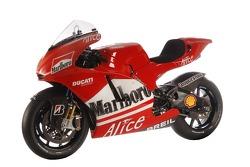 Ducati Desmosedici GP6 launch, Madonna di Campiglio