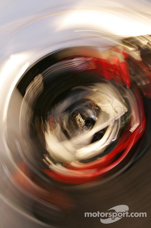 Impression sur le moteur BMW M3