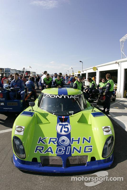Krohn Racing Pontiac Riley