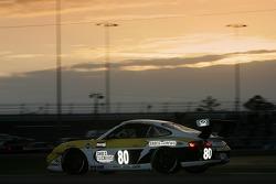 #80 Synergy Racing Porsche GT3 Cup: David Murry, Leh Keen, Craig Stanton, Xavier Pompidou