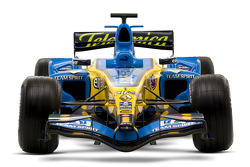 The new Renault R26