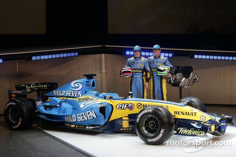 2006: 雷诺 R26
