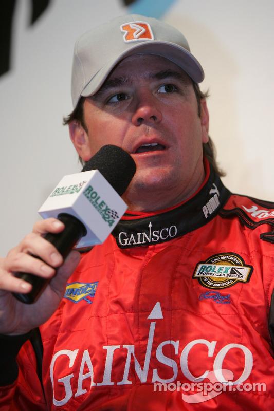 Les pilotes de Champ Car en conférence de presse: Jimmy Vasser