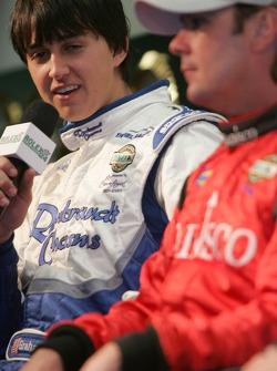 Champ Car drivers press conference: Graham Rahal