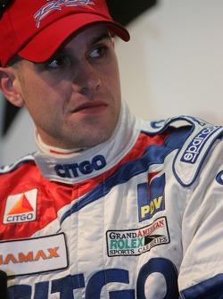 CITGO Racing press conference: Marino Franchitti