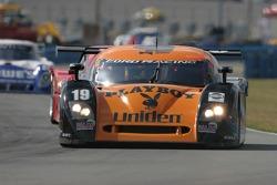 #19 Playboy/Uniden Racing Ford Crawford: Memo Gidley, Michael McDowell, Alex Barron