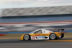 #77 Feeds the Need/ Doran Racing Ford Doran: Terry Borcheller, Forest Barber, Michel Jourdain, Harrison Brix