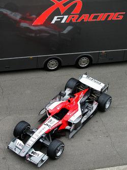 The new MF1 Racing M16