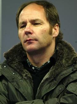 Co-owner of Scuderia Toro Rosso Gerhard Berger