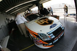 UPS Ford at tech inspection