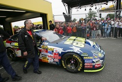 National Guard Ford out of tech inspection