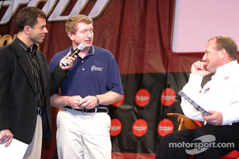 Bill Elliott y Ken Schrader