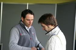 Hans-Jürgen Abt and Heinz-Harald Frentzen