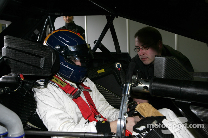 Heinz-Harald Frentzen, Audi