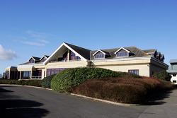 Le centre de l'équipe Super Aguri Formula 1 à Leafield