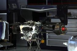 Scuderia Toro Rosso STR01 gearbox