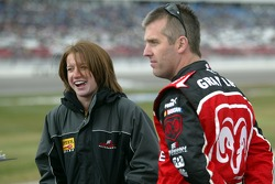 Erin Crocker and Jeremy Mayfield