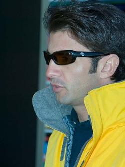 Christian Fittipaldi, driver for Team Brazil