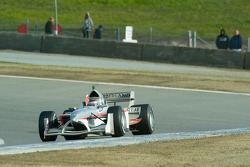 Team Switzerland driver Giorgio Mondini