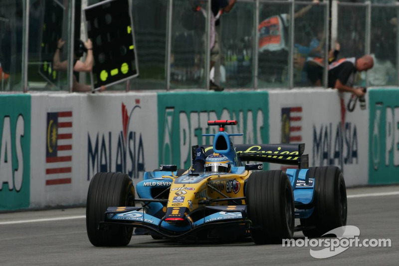 2006 год. Джанкарло Физикелла, Renault